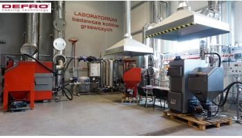 Laboratorium badawcze DEFRO