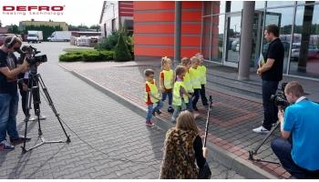 TV Świętokrzyska oraz P.W. DEFRO- zaprasza na odcinek