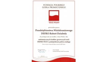 2014-10-06 - DEFRO z godłem TERAZ POLSKA