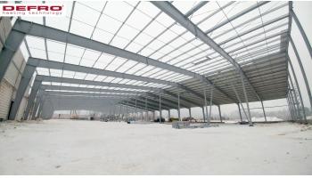DEFRO - największy producent kotłów na paliwa stałe w Polsce.
