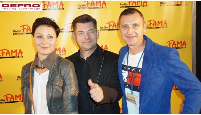 DEFRO - Sponsor strategiczny koncertu FAMA