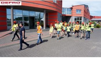 2015-06-03 Wizyta uczniów z Gimnazjum