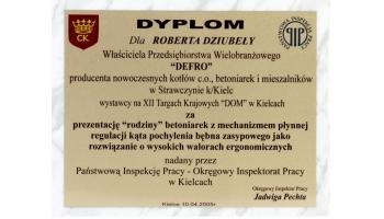 XII Targi Krajowe DOM