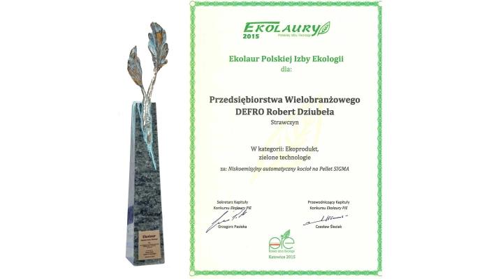 Ekolaur Polskiej Izby Ekologii