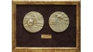 Medal za kocioł ALFA
