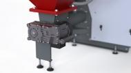 Energooszczędny motoreduktor