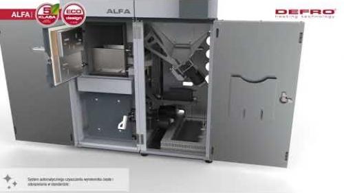 Alfa - ekologiczny kocioł na Pellet