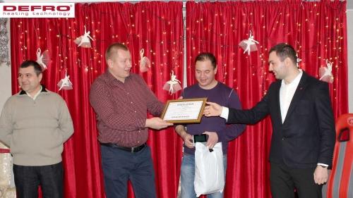 Szkolenie instalatorów - Mołdawia