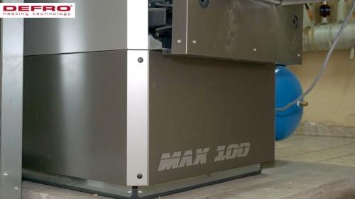 Eko Max 100 KW - Skorzeszyce