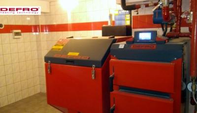 Defro Duo Uni 35 KW