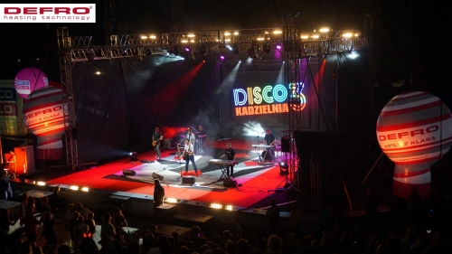Disco Kadzielnia 3 - Defro - Sponsor Strategiczny