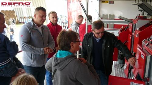 Międzynarodowa Wystawa Rolnicza AGRO SHOW - Bednary