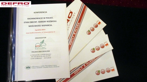 Konferencja Polskiej Izby Ekologii