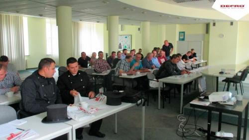Szkolenie dla Korporacji Kominiarzy Polskich