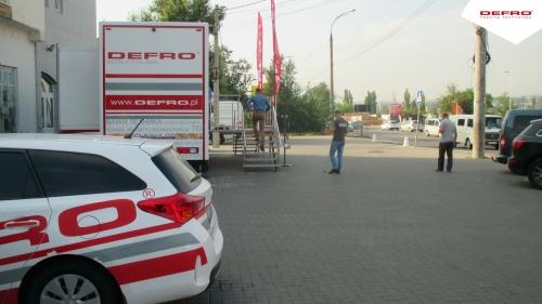 Dni otwarte - Kiszyniów - Mołdawia