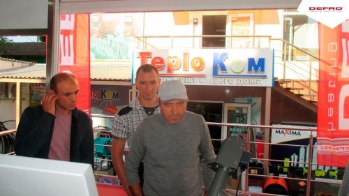 Dni otwarte - Komrat - Mołdawia