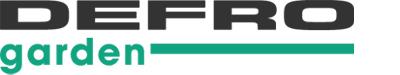 defro garden logo