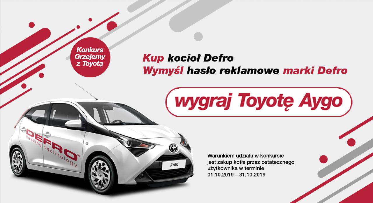 Grzejemy z Toyotą