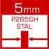 STAL 5 mm
